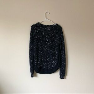 Forever 21 speckled sweater